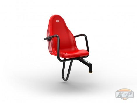 Asiento para Pasajero BERG Passenger seat Case-IH