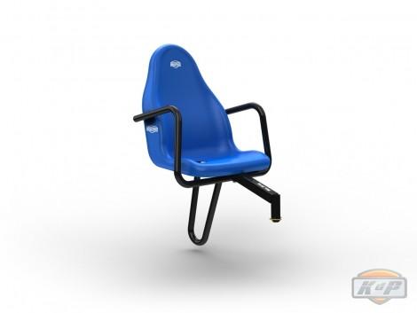 Asiento para Pasajero BERG Passenger seat Basic Extra Blue