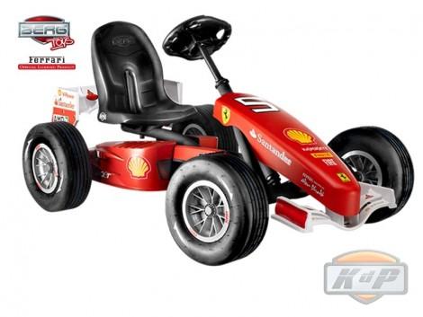 Berg Toy Ferrari 150 º Italia