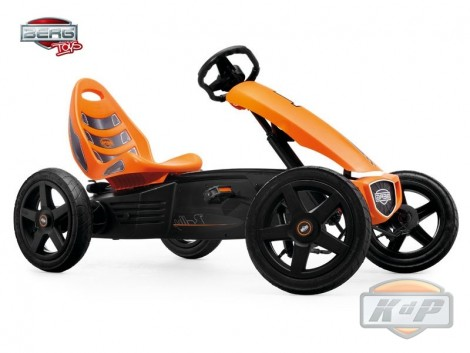 Berg Toy Rally Orange
