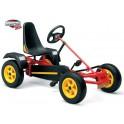 Berg Delta AF. Kart de pedales de la gama Professional de Berg Toys.