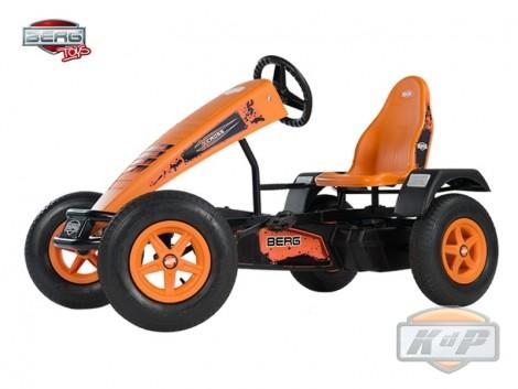 Berg X-Cross un coche a pedales de la gama Professional de Berg Toys