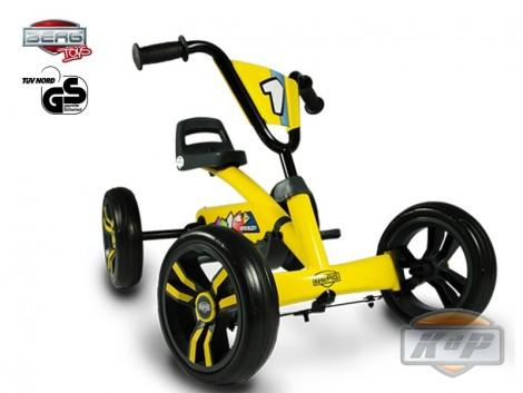 El coche de Berg Toys pensado para los pequeños: Berg BUZZY
