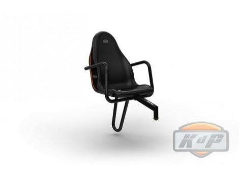 Asiento para Pasajero BERG Passenger seat Black Edition