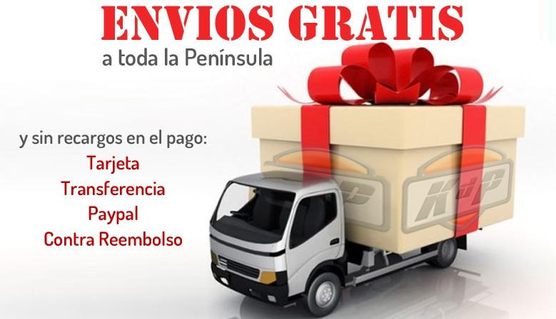 Envíos Gratis