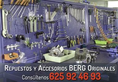 Repuestos y accesorios originales Berg Toys para coches a pedales Berg Go Kart